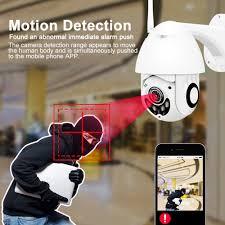 Camera giám sát không dây kết nối wifi HD 1080P 360 độ chất lượng cao