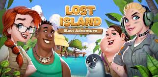 Lost Island Blast Adventure Mod Apk 1.1.782 (Unlimited Lives) Download