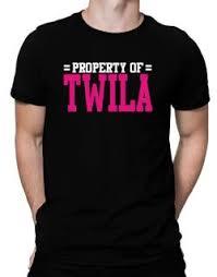 Property Of Twila Long-sleeve T-Shirt