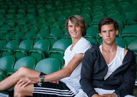 Are Alexander Zverev and Dominic Thiem the Next Federer and Nadal?