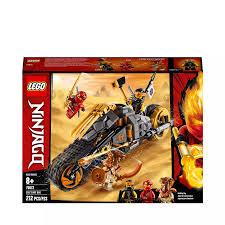 LEGO Ninjago Cole's Dirt Bike Playset 70672