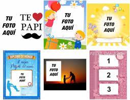 Tarjetas Para El Dia Del Padre Fotoefectos