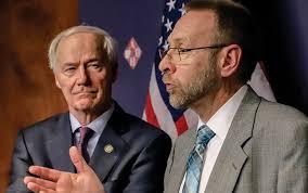 Arkansas' health secretary called right man for the time