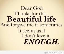 dear god messages