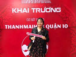 THANHMAIHSK QUẬN 10 - Trung tâm dạy tiếng Hoa quận 10