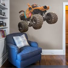 Fathead Scooby Doo Huge Officially Licensed Monster Jam Removable Wall Decal Walmart Com Walmart Com
