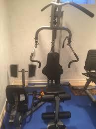 3080147 precor solana home gym manual