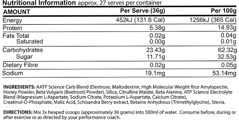Image result for atp science infrared nutritional