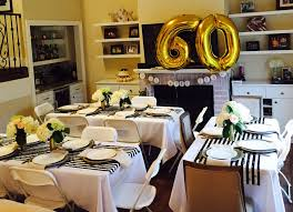 party ideas for mom s 60th birthday