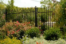 Wrought Iron Fence Install In Kaufman Tx Fence Supply Inc