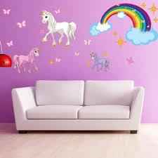 Unicorn Wall Decals Wayfair