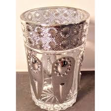 set of 6 moroccan tea glasses with