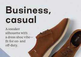 toms our go to casual styles milled