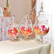 product handmade glass candy jar