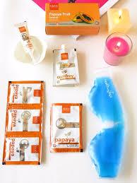 vlcc papaya fruit kit review
