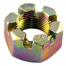 crown nut rear axle env m20 x 1 5
