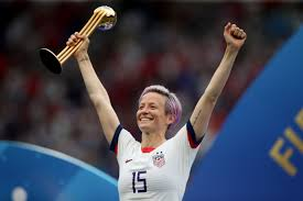 Best Tweets and Memes About USWNT's Megan Rapinoe