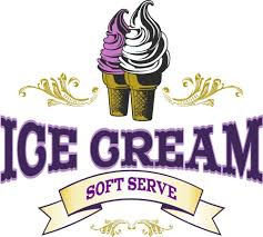 Ice Cream Soft Serve Decal 24 Concession Food Truck Cart Restaurant Vinyl Menu Soft Serve Concession Food Ice Cream