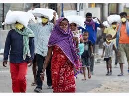 புலம்பெயர் தொழிலாளர்களில் 75 லட்சம்பேர் சொந்த மாநிலத்துக்கு சென்று விட்டனர்