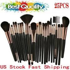 makeup brushes kit powder foundation