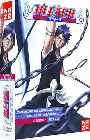 bleach saison 5 volume 2 dvd manga