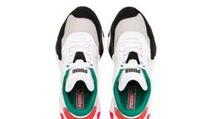 Puma Hitler: bufera social/ Le sneaker Storm Adrenaline ...