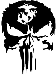 Mopar Punisher 2 0 Distressed Decal 4 Vinyl Car Window Truck Sticker 12 Colors 3 59 Picclick