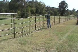 Tough Bar Fence One Person Installing Tough Bar Continuous Fence Facebook
