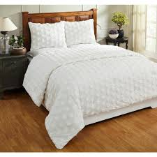 cotton tufted chenille comforter ss