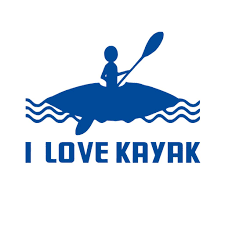 I Love Kayak Sticker Decal For Boat Kayak Canoe Window Online Atv Sales Online Motorcycle Parts From Sharplace 7 68 Dhgate Com