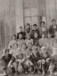 Peel School 1914 on the back: Don Smith, Joe Evans, Ralph Smith ...
