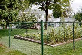 Chain Link Fence Residential Commercial Fence Installation