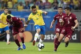 Brasil recebe a Venezuela pelas Eliminatórias da Copa do Mundo -  Confederação Brasileira de Futebol