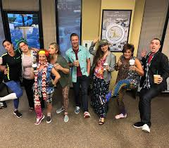 AppleOne Employment Services - Friday? More like #Friyay (sorry) as the  AppleOne Orange, CA, office celebrates their very own Mismatch Day with  some… bold fashion choices and their favorite drink from Starbucks!