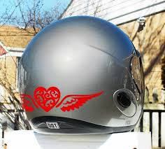 Image Result For Girly Motorcycle Helmet Stickers