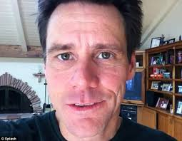 jim carrey without makeup