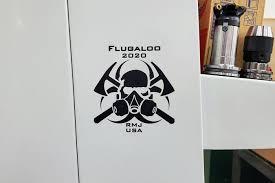 Flugaloo 2020 Vinyl Decal Explore More Rmj Usa