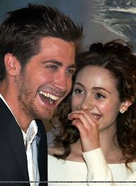 Jake Gyllenhaal & Emmy Rossum, The Day After Tomorrow Premiere ...