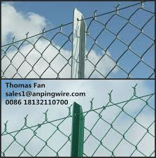 china us chain link mesh fence for home