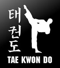 Taekwondo Vinyl Decal Custom Car Window Laptop Martial Arts Sticker Ebay