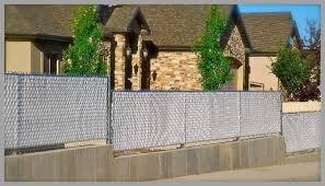 Ridge Slats Chain Link Fence Privacy Slats