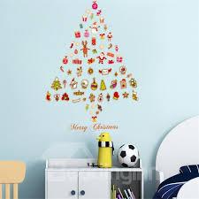 Durable Waterproof Christmas Gifts Tree Pvc Kids Room Wall Stickers Beddinginn Com