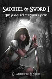 Amazon | Satchel & Sword I: The Search for the Saluka Stone ...