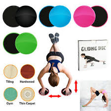 gliding discs core sliders home gym abs