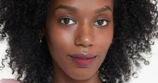 natural makeup for dark skin makeup