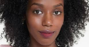 natural makeup for dark skin makeup