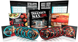 shaun t s insanity workout dvd kit only