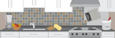 how to tile your kitchen backsplash in