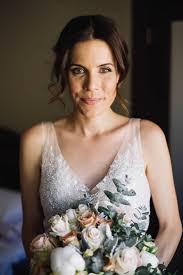 elegant tail style wedding bride