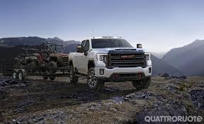 GMC Sierra - L'Heavy Duty debutta negli Stati Uniti - Quattroruote.it